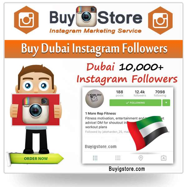 Buy Dubai Instagram Followers