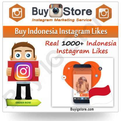 Buy Indonesia Instagram Likes