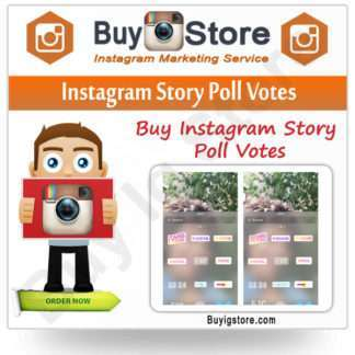 Buy Instagram Story Poll Votes